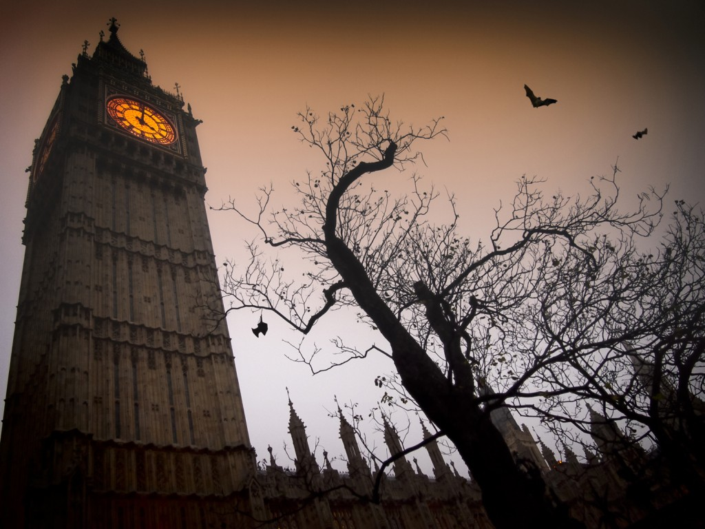 Coconut Club Vacations Gets Spooked in London
